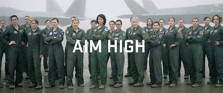 Women U.S. Air Force Pilots